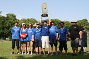 1. Deutsche Juggermeisterschaft der Jugend 2014 Team: Armageddon