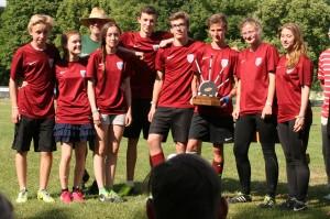 1. Deutsche Juggermeisterschaft der Jugend 2014 Team: Victim