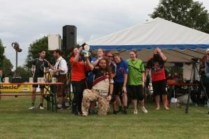 Redbacks 2 aus Australien mit dem Fairplay-Preis